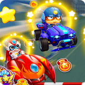 Robot Car Transform Racing Game 2.3