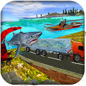 com.transport.truck.sea.shark.and.hunt icon