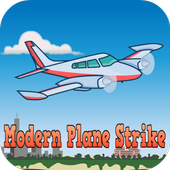 Modern Plane Strike