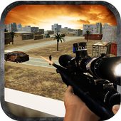 Sniper Duty Rampage Shooter - FPS Commando Warfare 1.2