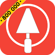 Domeilleur Slope Measuring Instrument Gauge Inclinometer Multi-function Angle Meter Ruler Tools