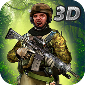 Jungle Commando 3D: Shooter 2 1.4