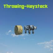 Throwing-Haystack