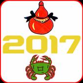 Bầu cua 2017 - New 2.0