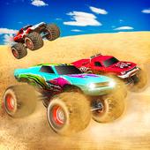 Monster Truck Desert Death Race 3D