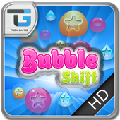 Bubble Shift - Match 3 PuzzleTidda GamesPuzzle