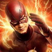 superhero flash speed lightning hero 1