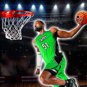 Fanatical Star Basketball Game: Slam Dunk Master