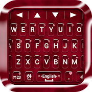 Burgundy Skin for TS Keyboard 1.0.2