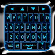 Neon(Blue) for TS Keyboard 1.0.1