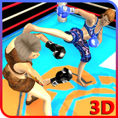 Girls Real Punch Boxing: World Fighting Champions 1.0