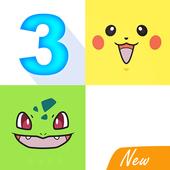 Tuiles Piano Pokémon Edition 3.0
