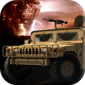 FireStorm Car Race : Gunship 1.4