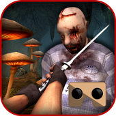 VR Zombies Warrior Shooter 1.2