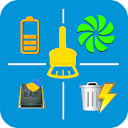 Sweep Clean: Phone cooler, Ram Booster & CleanJunk 1.1