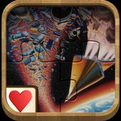 Jigsaw Solitaire - Air Fantasy
