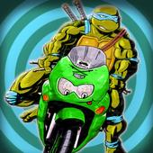 racing turtle motorcycle ninja 1.0