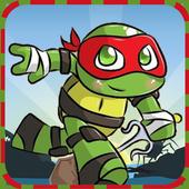 Mari Ninja  Run Turtle 2.0