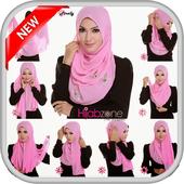 Tutorial Hijab Segi Empat 1.0