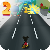 Mickey Run in City Mouse 1.0
