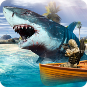 Shark Hunter : Angry Shark Hunting simulation game 1.0.0.1