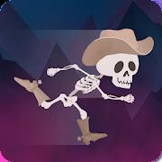 Skeleton Journey runner - run, jump, shoot clicker 8.4