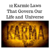 12 laws of karma 1.0
