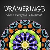 Kaleidoscope Mandala Drawings!