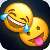 Merge Emoji - clicker game with stickers 1