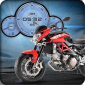 Aprilia Motorbike Compass LWP