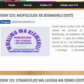 MWALIMU WA KISWAHILI 1.0