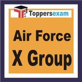 Air Force X Group 2019 Mock Test, MCQs  & Books 1.0
