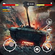Tank Battle - Gunner War Game -modern tanks 2018 1.3