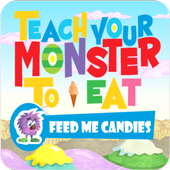 Candy Monster - Teach your Monster to eat 0.0.1