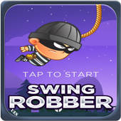 Swing Robber - The robber is running by swinging 0.0.1