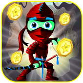 Ninja Red Run Terrible 1.0