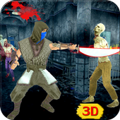Ninja: Killer Zombie Hospital 1.1