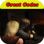 Great Codes Resident Evil 4 1.0