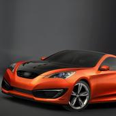 Themes Car Hyundai Genesis 1.0