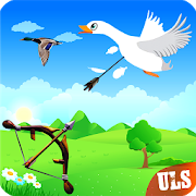 Real Duck Archery 2D Bird Hunting Shooting Game 3.1