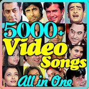 Indian Songs - Indian Video Songs - 5000+ Songs 1.1.3
