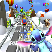 Subway Stitch Temple Lilo Run Run Dash 1.0
