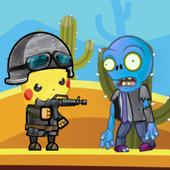 Pikachu Zombie Hunter 1