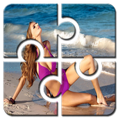 Bikini Jigsaw Puzzle HD Free 4