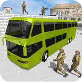 Army Bus Game US Soldier Duty 1.5