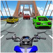 Moto Bike Race Highway Traffic 1.0