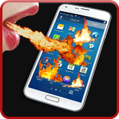 Fire Screen Prank 1.0.2 android application apk free