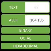 ASCII Converter - Text Encoder 1.2.4