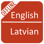 English to Latvian Dictionary 1.2