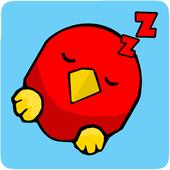 Sleepy the bird free 1